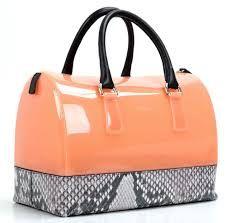 Furla candy satchel