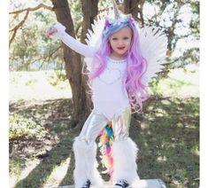35 Ideas birthday dress girls diy halloween costumes for 2019 Little Girl Halloween Costumes, Unicorn Halloween Costume, Kids Costumes Girls, Homemade Halloween Costumes, Cute Costumes, Halloween Kostüm, My Little Pony Costume, Diy Unicorn Costume, Toddler Unicorn Costume