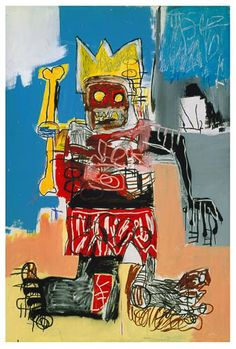 Jean-Michel Basquiat - Sans Titre - More Pins Like This At FOSTERGINGER @ Pinterest