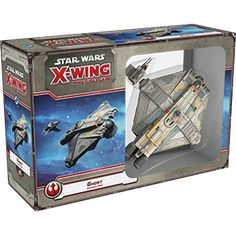Spark your own rebellion against the Galactic Empire with the Ghost Expansion Pack for X-Wing™! Fly into battle with the Ghost and Phantom, and recruit the talents of Ezra Bridger, Kanan Jarrus, Hera Syndulla, and the other heroes of Star Wars Rebels. The galaxy's most famous VCX-100 – and likely ...