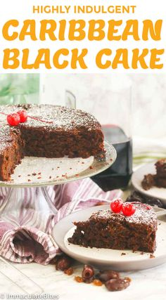 The Jamaican Rum Cake: History and Recipe Caribbean Fruit Cake Recipe, Caribbean Rum Cake, Caribbean Recipes, Caribbean Food, Jamaican Fruit Cake, Rum Fruit Cake, Jamaican Christmas Cake, Jamaican Dishes, Jamaican Recipes