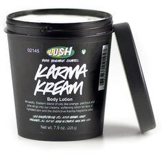 Karma Kream Body Cream | LUSH Cosmetics