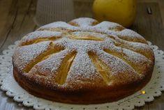 La torta con mele e ricotta è un dolce morbido e goloso, una vera squisitezza. Una torta ottima da consumare in tutti i momenti della giornata. Biscotti, Nutella, Food And Drink, Pie, Sweets, Bread, Baking, Recipes, Sweet Recipes