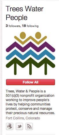 Tree Water People