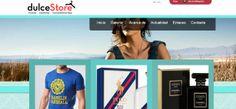dulcestore.com Tienda realizada con Multigestor en 2013 Desktop Screenshot, Chanel, Store