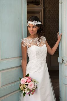 Elsa Gary, collection 2015 » Mariage.com - Robes, Déco, Inspirations, Témoignages, Prestataires 100% Mariage