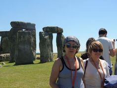 Stonehenge, Uk, calor tropical.