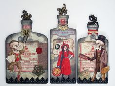 Potion Bottles (K.Batsel)