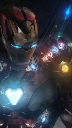 Marvel Vengadores Infinito Guerra Iron Man MEA-003 Mini Estatua De Serie Huevo de ataque