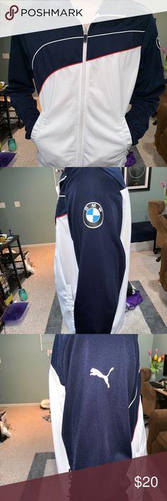 841199fbf52b Puma BMW jacket Motorsport series Puma BMW jacket - small stain in front