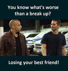 Worst breakup forever