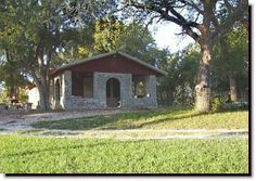 Lampasas Texas accommodations at Lancaster's Pecan Grove ranch lodge in Central Texas.