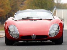 1967 Alfa Romeo Tipo 33 Stradale Prototipo
