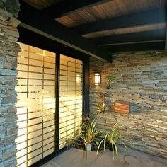ideas for window privacy | window film design ideas for patio door privacy. Still get the light!