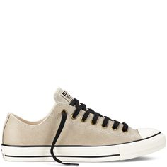 Converse - Chuck Taylor All Star Vintage Leather -Parchment - Low Top