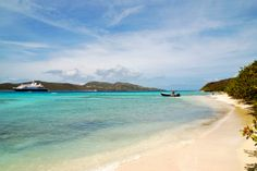 Best Beach: Culebrita, Puerto Rico