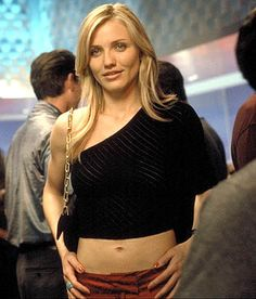 The Sweetest Thing Cameron Diaz 90s, Cameron Diaz Style, San Diego, Carmen Diaz, The Sweetest Thing Movie, Mid Length Hair, Age, Kate Winslet, Hairstyles With Bangs