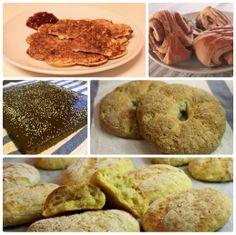 Gluteenitonta leivontaa