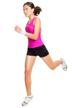 Running is for every size! Here are some good tips to get started