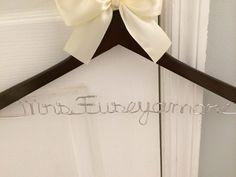 My custom maid hanger