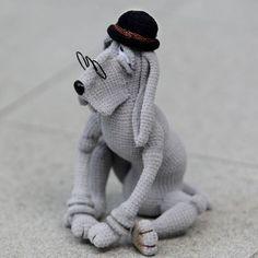 #weamiguru #amigurumi #knitting  #crochet #handmade  #dogs  #scherlock…