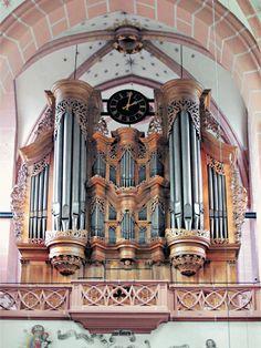 Eberhardt- Klais-orgel-der-Liebfrauenkirche-Oberwesel