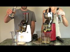 Kuvings vs BioChef: Compare Whole Slow Juicers - YouTube