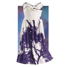 Tree Spirit Dress from Pyramid Collection