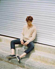 Park Seo Joon for Sperry Korea summer campaign 2016