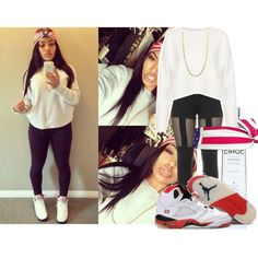 Its levels Ta This Shidd Nd She Can never be it. ~ Allison, created by thugglife143 on Polyvore