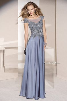 Couture Candy - Alyce Paris Mother of the Bride - 29651 Dress in Slate Blue, $338.00 (https://www.couturecandy.com/alyce-paris-mother-of-the-bride-29651-dress-in-slate-blue/)