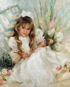 'Girl In White'