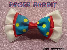 Roger Rabbit Who Framed Roger Rabbit Inspired Disney Bow