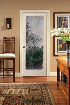 bermuda decorative glass interior door - Glass Interior Doors