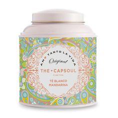Té granel Blanco Mandarina – The Capsoul Coffee & Tea