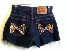 sierrascott_xx's save of Star Wars bow High Waisted Shorts 27 inches on Wanelo
