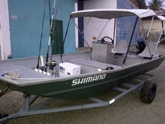 canopy for jon boat - Google Search