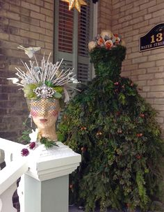 The Dusty Victorian: Christmas Headdress 2014 - The Countess' New Tiara