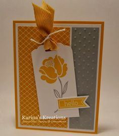 Stampin'Up Simple Stems