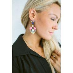 Pastel + Bold  Earrings