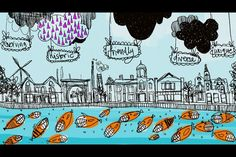 Part of the KC culture cab exhibition #hull2017 city of culture. By Rebecca Dennison