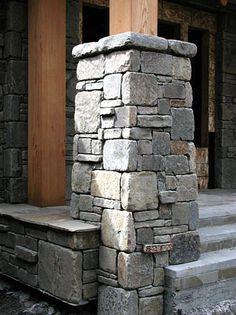 Ironwood Sandstone - Drystack Column