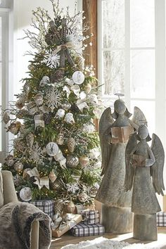 RAZ 2020 Christmas Trees — Trendy Tree Visit the Trendy Tree blog to see 12 years of Christmas tree inspiration from RAZ. #christmastree #christmasdecor #treeinspiration