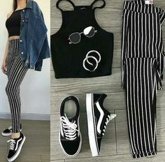 Simple Summer to Spring Outfits to Try in 2019 – Prettyinso Teenage Outfits, Teen Fashion Outfits, Grunge Outfits, Fall Outfits, Summer Outfits, Summer Dresses, Cute Casual Outfits, Stylish Outfits, Moda Ulzzang