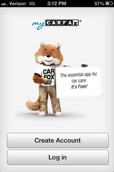 13 Best myCarfax images in 2013 | Free cars, Car, App