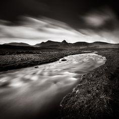 Xavier Rey Photographies - Ecosse | The River - Ile de Skye, Ecosse 2011