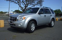 Ford Escape (2008-2012 used models)