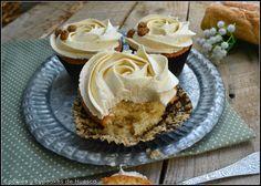 Cookies y cupcakes de Huesca: Cupcakes de horchata