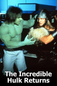 incredible Hulk Returns | The Incredible Hulk Returns
