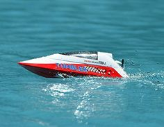24Ghz Radio Control High Speed Pool Racer Tumbler Speed Boat ABS Unibody RC RTR Color May Vary * Details can be found by clicking on the image.Note:It is affiliate link to Amazon.
